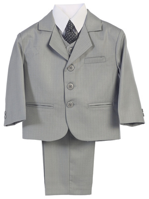 3807 Boy's 5pc suit