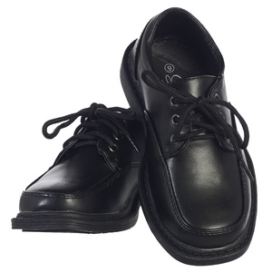 DAVID - Boy's lace up matte shoes