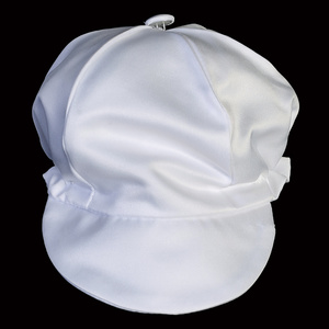 Boys' satin cap