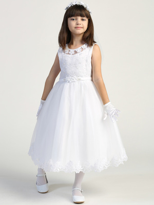 SP646 Embroidered tulle
